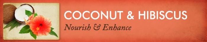 coconut&hibiscus